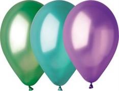 Воздушный шарик Металлик ассорти