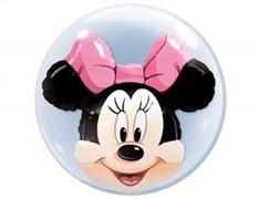 "Шар Bubble Инсайдер ""Disney Минни маус"""