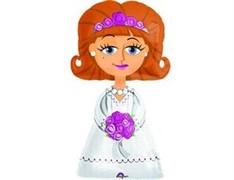 Ходячий воздушный шар Невеста
