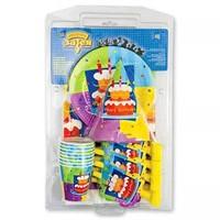Набор №8 Торт Birthday (сервировка/акс)