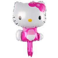 Воздушный мини шар Hello Kitty