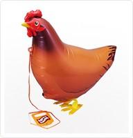 Ходячий воздушный шар Курица