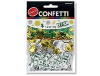 Конфетти Доллары 3 вида 34 гр.