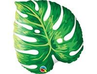 Воздушный шар Лист тропический