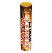 Цветной дым оранжевый 60 сек. h -170 мм