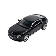Машинка Инерционная Bentley Continental GT V8, Черная