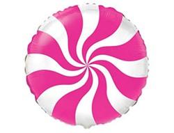 Шар Конфета Розовая - фото 8076