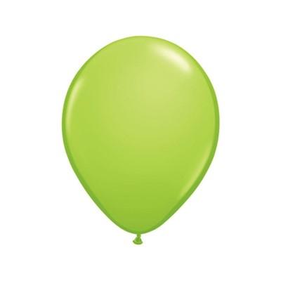 "Шар Q 05"" Фэшн Lime Green - фото 8533"