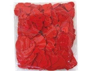 """Конфетти бум """"Сердца красные"""" - фото 8545"""