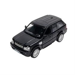 Машинка Инерционная Land Rover Range Rover Sport, Черная - фото 9046