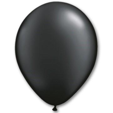 """Шар Q 11"""" Перламутр Pearl Onyx Black - фото 9323"""