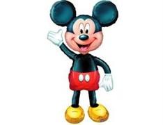 Ходячий воздушный шар Микки Маус
