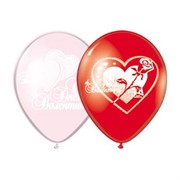 Шар с рисунком Валентинов День