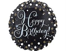 HB Sparkling Birthday gold