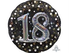 ДЖАМБО HB Sparkling Birthd 18 gold P75