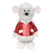 Мышонок Виталик в Красной Куртке, 28 см