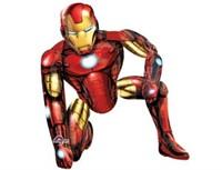Ходячий воздушный шар А ХОД/P90 Железный человек