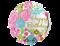 Шар HeSAVER HB Цветы - фото 7778